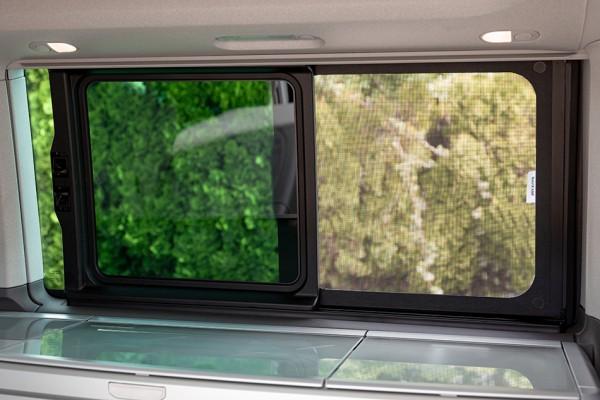 Maxxcamp VW California T6.1 Fliegengitter für Schiebefenster