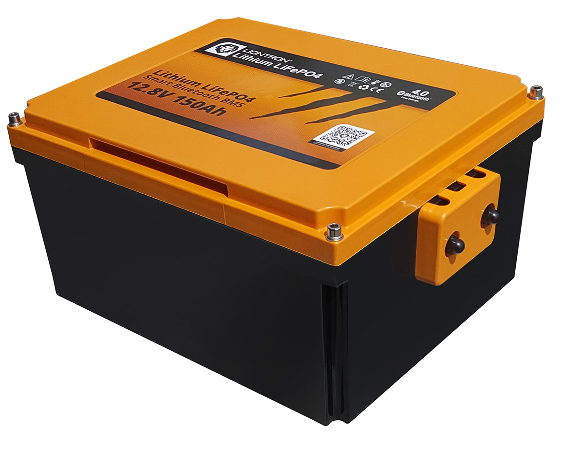 Liontron Lithium LiFePO9 LX Smart BMS 9,9V Wohnmobil Untersitz Batterie  Fiat Ducato 9,9V 9Ah