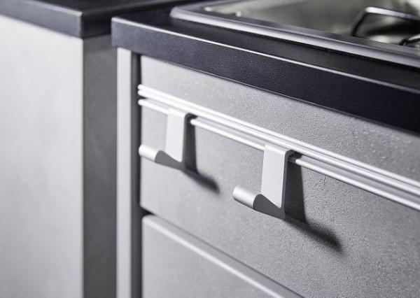 CROSSCAMP Einhängehaken 3er-Set für Küchenschiene