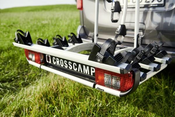 CROSSCAMP Erweiterungssatz für 4. Fahrrad für Fahrradträger Anhängerkupplung
