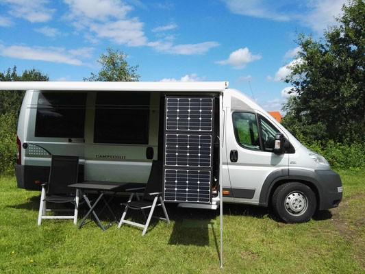 Solara DCsolar Power Move Solartasche mit 110 Watt