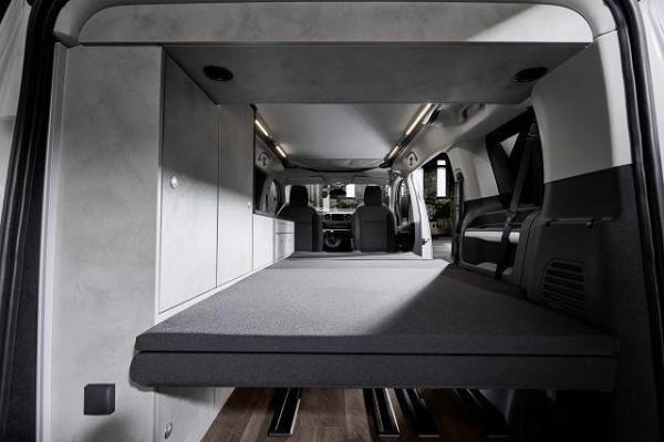 CROSSCAMP Komfort Schlafauflage / Topper für Bett unten