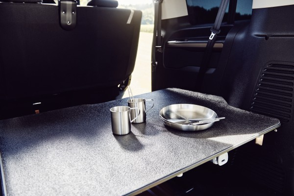 CROSSCAMP Antirutschmatte für Schlafbankboden Maße ca. 1060x800 mm